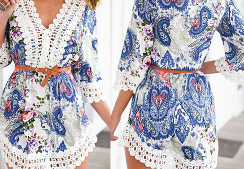 Spring dresses for women
